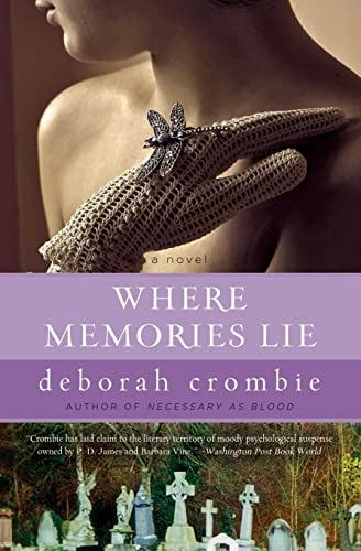 9780061986635: Where Memories Lie (Duncan Kincaid/Gemma James Novels)