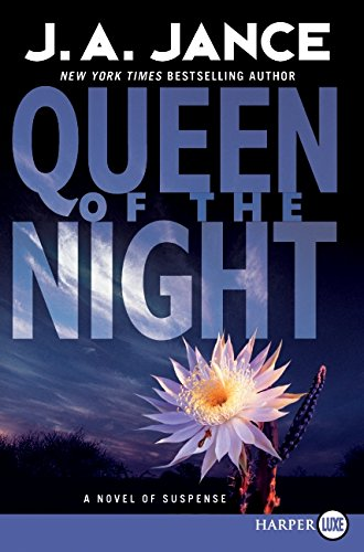 9780061987526: Queen of the Night LP: A Novel of Suspense (Walker Family Mysteries)