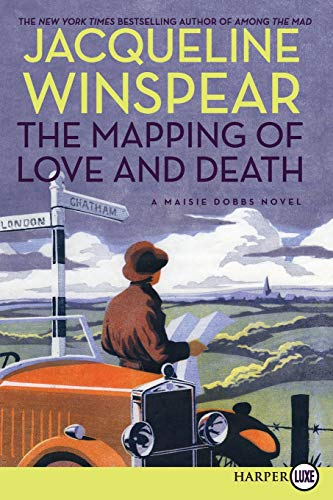 9780061987540: The Mapping of Love and Death LP: A Maisie Dobbs Novel