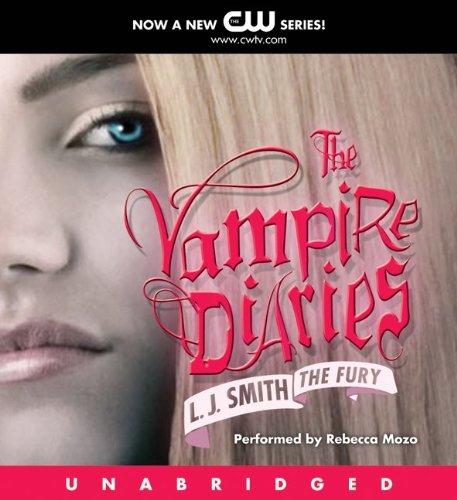 9780061988295: The Vampire Diaries: The Fury