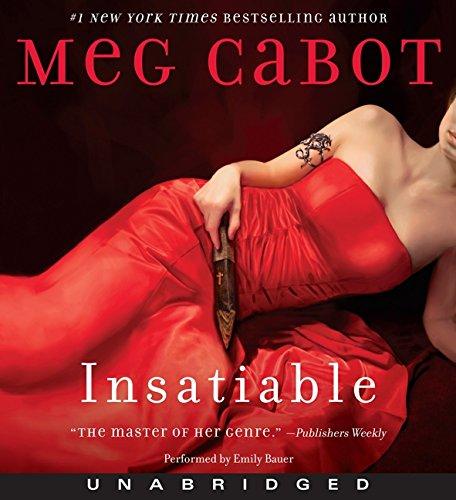 9780061988516: Insatiable Unabridged CD