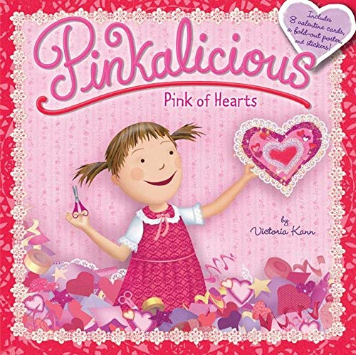9780061989230: Pinkalicious: Pink of Hearts