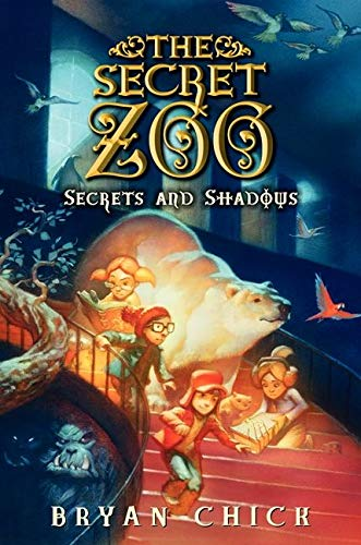 9780061989254: The Secret Zoo: Secrets and Shadows