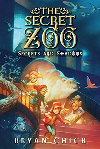 9780061989261: The Secret Zoo: Secrets and Shadows