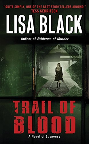 9780061989360: Trail of Blood (Theresa MacLean Novels)