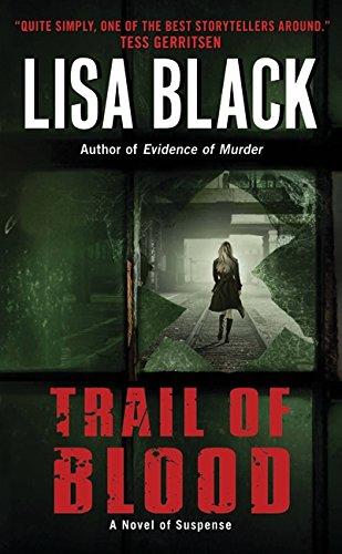 9780061989360: Trail of Blood (Theresa MacLean Novels)
