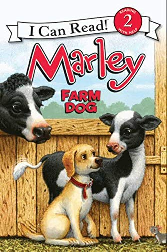 9780061989377: Marley: Farm Dog (I Can Read Level 2)