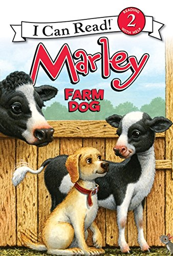 9780061989384: Marley: Farm Dog (I Can Read Level 2)