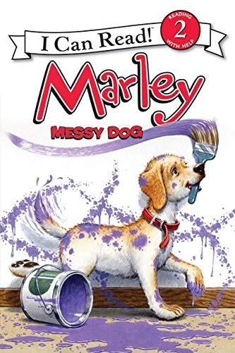 9780061989391: Marley: Messy Dog (I Can Read Marley - Level 2)