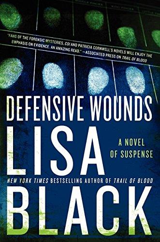 9780061989414: Defensive Wounds: A Novel of Suspense