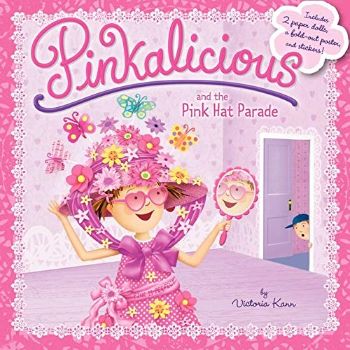 9780061989605: Pinkalicious and the Pink Hat Parade