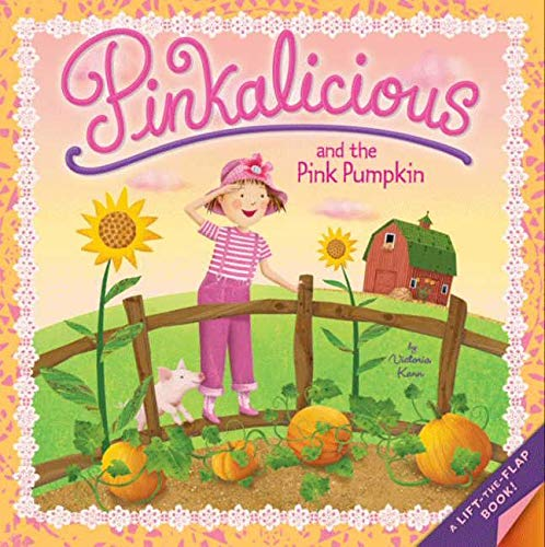 9780061989612: Pinkalicious and the Pink Pumpkin