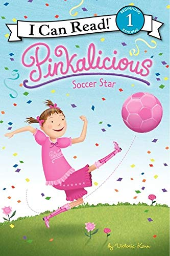 9780061989643: Pinkalicious: Soccer Star (I Can Read Book 1)