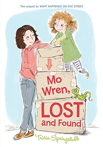 9780061990397: Mo Wren, Lost and Found (Fox Street)