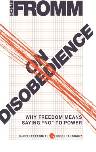 9780061990458: On Disobedience: Why Freedom Means Saying