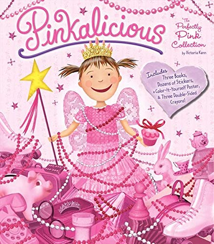 9780061990489: Pinkalicious: The Perfectly Pink Collection