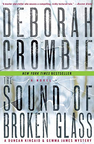 9780061990649: The Sound of Broken Glass: A Novel (Duncan Kincaid/Gemma James Novels)