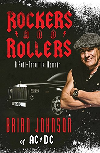 9780061990830: Rockers and Rollers: A Full-Throttle Memoir