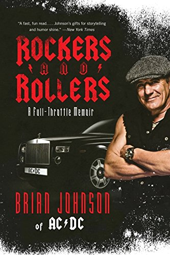9780061990847: Rockers and Rollers: A Full-Throttle Memoir