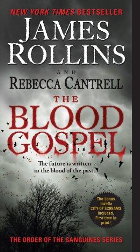 9780061991059: The Blood Gospel