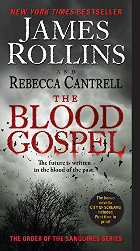 9780061991059: The Blood Gospel: The Order of the Sanguines Series