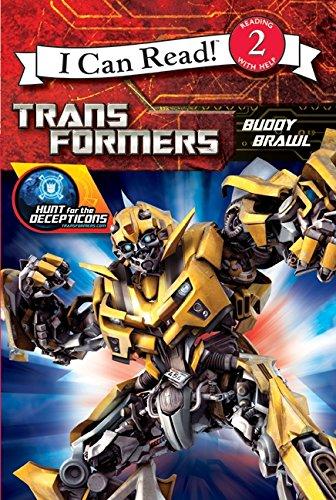 9780061991769: Transformers: Buddy Brawl (I Can Read Media Tie-Ins - Level 1-2)