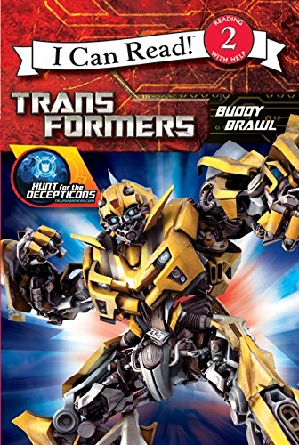 9780061991769: Transformers: Hunt for the Decepticons: Buddy Brawl (I Can Read: Level 2)