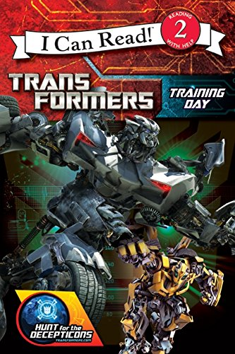 9780061991776: Transformers: Hunt for the Decepticons: Training Day (I Can Read: Level 2: Transformers: Hunt for the Deceptions)