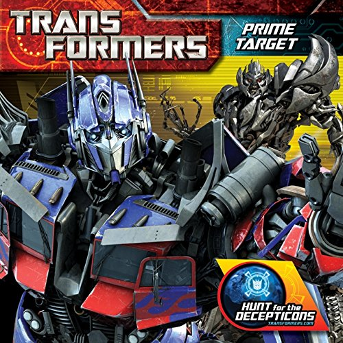 9780061991806: Transformers: Hunt for the Decepticons: Prime Target