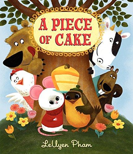 9780061992643: A Piece of Cake