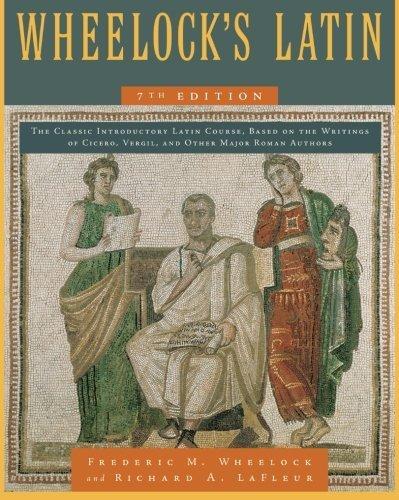 9780061992711: Wheelock's Latin 7th Edition