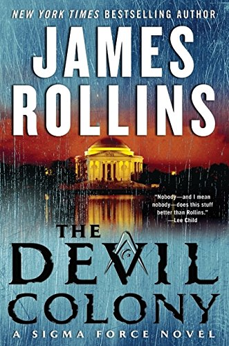 9780061992834: The Devil Colony: A Sigma Force Novel
