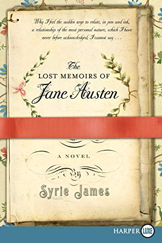 The Lost Memoirs of Jane Austen: James, Syrie
