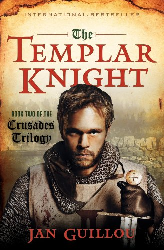 9780061992858: The Templar Knight: Book Two of the Crusades Trilogy