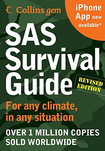 9780061992865: SAS Survival Guide 2E (Collins Gem): For any climate, for any situation
