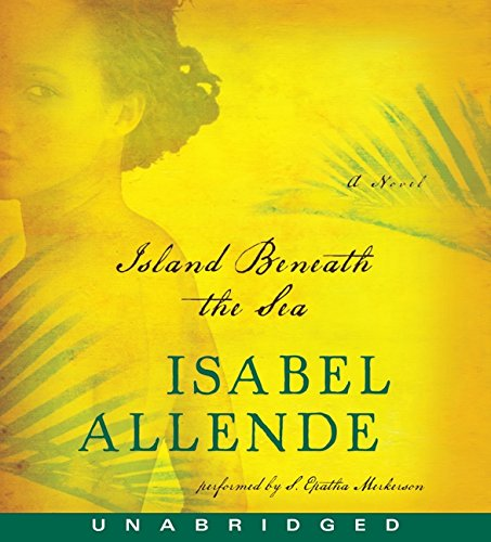 9780061993626: Island Beneath the Sea CD: A Novel