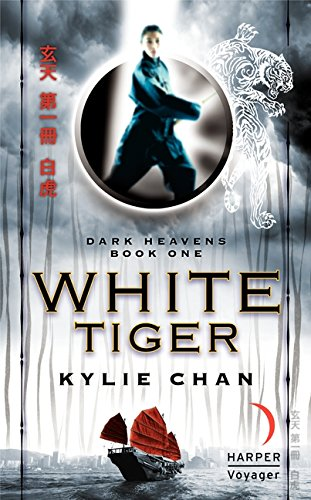 9780061994050: White Tiger (Dark Heavens, Book 1)