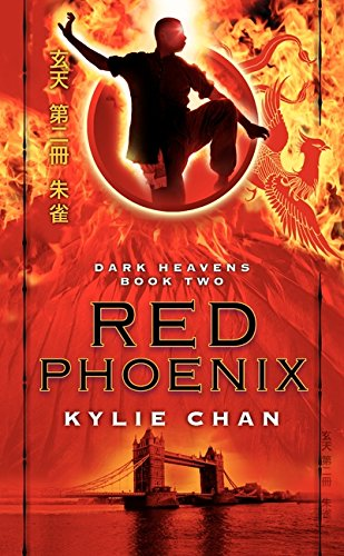 9780061994098: Red Phoenix: Dark Heavens Book Two (Dark Heavens Trilogy)
