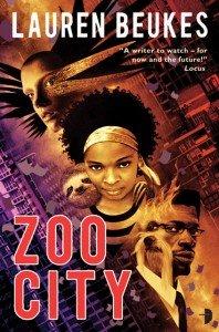 9780061994128: Zoo City (Angry Robot)
