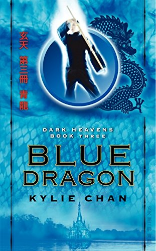9780061994135: Blue Dragon (Dark Heavens)