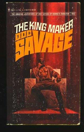 9780061994258: King Maker (Angry Robot)