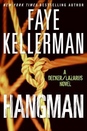 9780061994302: Hangman: A Decker/Lazarus Novel (Decker/Lazarus Novels)