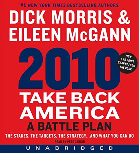 9780061994395: 2010: Take Back America CD: A Battle Plan