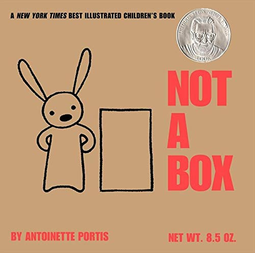 9780061994425: Not a Box Board Book
