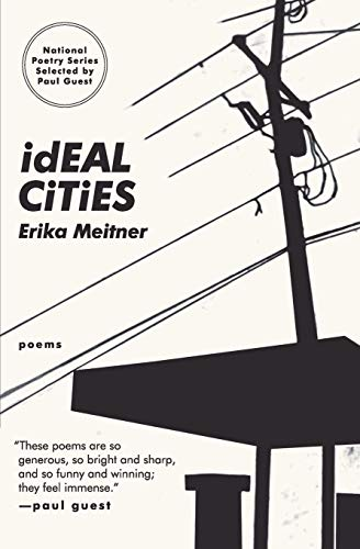9780061995187: Ideal Cities: Poems (National Poetry Series)