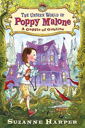 9780061996078: The Unseen World of Poppy Malone: A Gaggle of Goblins