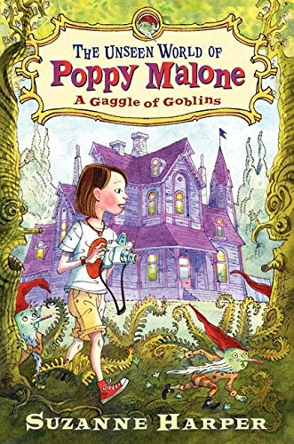 9780061996092: The Unseen World of Poppy Malone: A Gaggle of Goblins