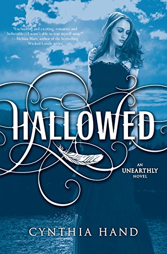 9780061996184: Hallowed (Unearthly)
