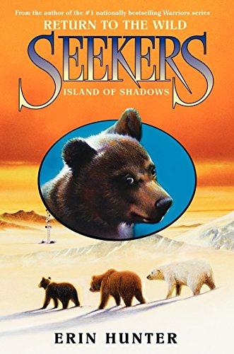 9780061996344: Seekers: Return to the Wild #1: Island of Shadows