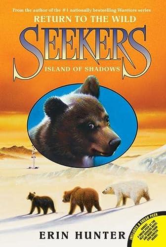 9780061996368: Seekers: Return to the Wild #1: Island of Shadows